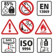Feuerzeuge Grenada Elektronik mit Druck Werbung Logo Text bedrucken