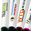 Kugelschreiber WILLY mit Foto Druck 4-farbig Logo Text Grafik Werbung