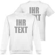 Shirt Polo Pullover mit Flex Logo Druck Kalkulator - kein Verkauf