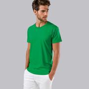 Shirt Ankara mit Textildruck einseitig einfarbig XS-XXL 13 Farben