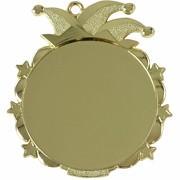 große Medaille Niklas Karneval Fasching 70mm Orden Faschingsorden Metall