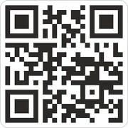 QR-CODE Aufkleber Sticker 5 x 5 cm, wir erstellen nach Ihrem Wunschtext Domain