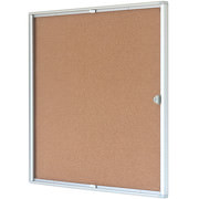 Kork Schaukasten Turin Plakatschaukasten abschließbar Infokasten Acrylscheibe Pinnwand