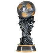 Fußball Pokal Nantes aus Resin Soccer Fußballpokal Trophäe 30 37 45 cm
