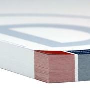 Briefbögen A4 2-farbig einseitig nach HKS 90g Papier