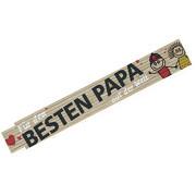 Zollstock für den besten Papa der Welt ADGA Meterstab Geschenk Männer Vatertertag