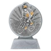 Pokal mit 3D Motiv Radsport Radrennen Radfahren Serie Ronny 10,5 cm hoch