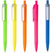 Kugelschreiber Neon Werbekugelschreiber mit Druck Logo Werbung