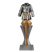 Pokal Trophäe Kampfsport Judo Karate Serie SALAKA aus Resin PVC 3 Größen