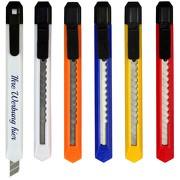 Papiermesser Kartonmesser Cutter mit Druck 1-farbig