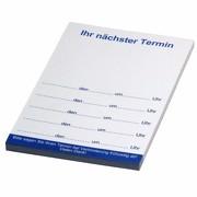 Terminblöcke nächster Termin Terminkarten 74x105 mm Terminzettel Terminblock 40 Blatt