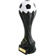 Fußball Pokal Trophäe LILLE 5 Größen gold auch auch als Set mit Gravur