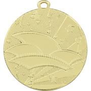 Medaille Faschingsorden ODA 50 mm Metall günstig gold