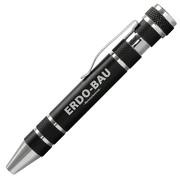 Schraubenzieher SCREW Schraubendreher Set Werkzeug Stift mit Gravur Namen