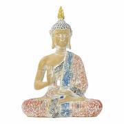 Thai Buddha Schutz Terrakotta und blauer Himmel 20 cm