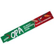 Zollstock wenn es OPA nicht reparieren kann ADGA Geschenk
