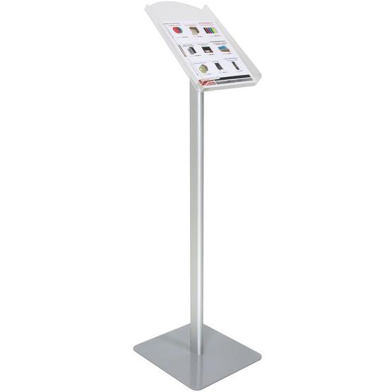 Prospektständer MADS Prospekthalter Ständer Acryl Infoständer A4 A3