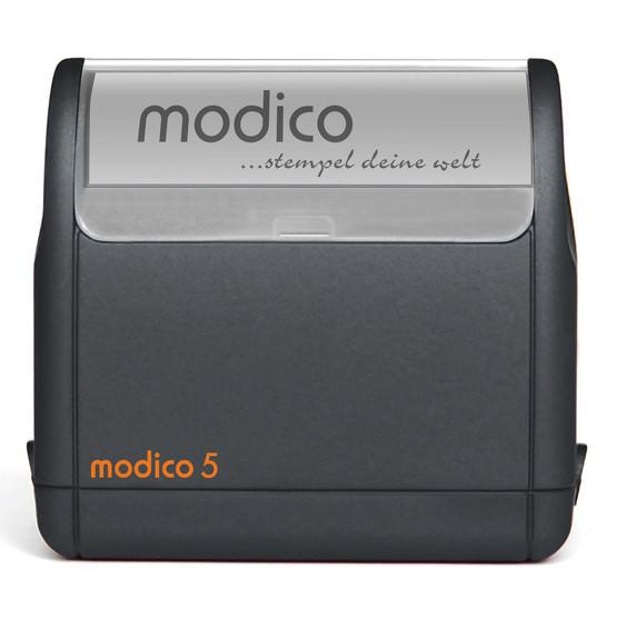 Stempel Modico M5 5 Zeilen