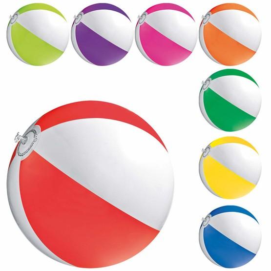Wasserball Strandball Jerik Wasserbälle mit Werbung bedrucken