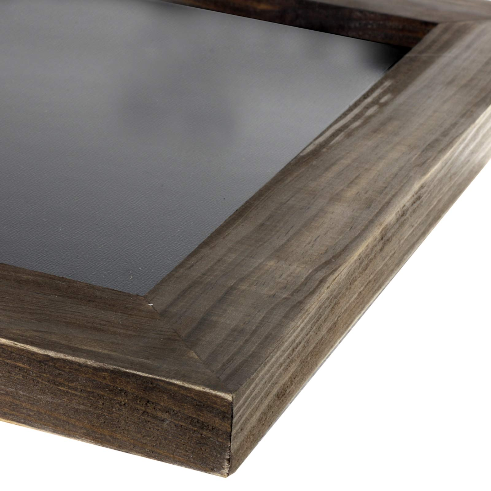 kreidetafel medan mit kordel 40x30cm beschreibbar tafel wandtafel holz vintage ebay. Black Bedroom Furniture Sets. Home Design Ideas