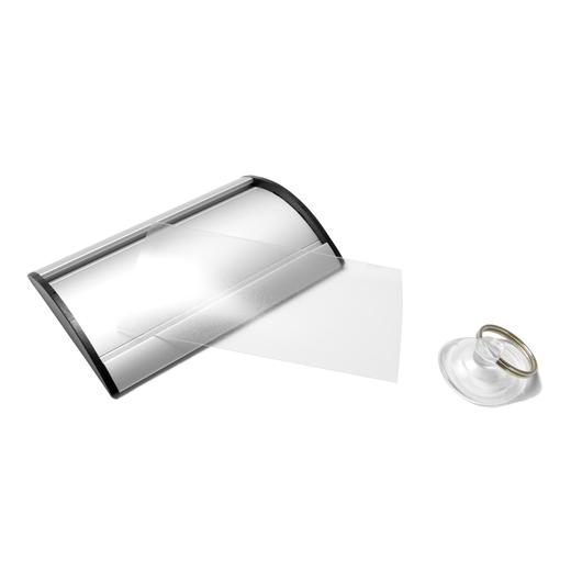 Pokal Troyes mit Kelch gold massiv Steinsockel mit Gravur Pokalset