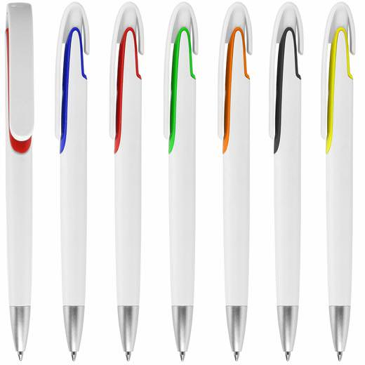 Kugelschreiber Claas mit Druck Logo Fotodruck 4-farbig inkl. Gestaltung ab 200 Stück