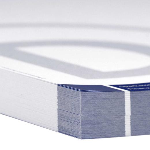 Briefbögen A4 1/0-farbig
