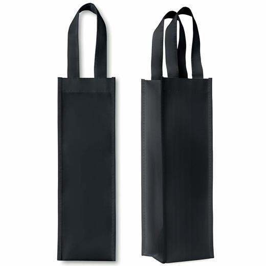 Tasche für Flaschen Weinflaschen mit Druck 1-farbig