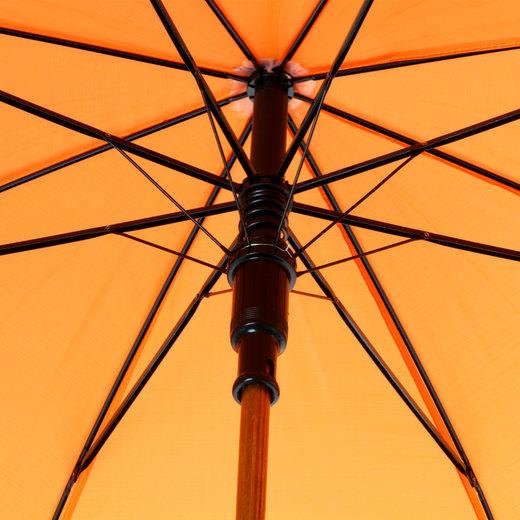 Schirm Regenschirm Automatikstockschirm Stockschirm mit Druck Werbung 1-farbig