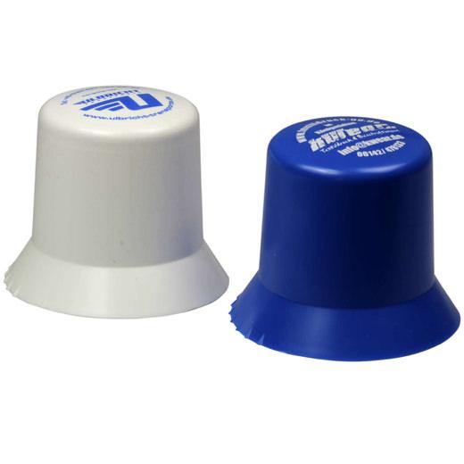 Runder praktischer Eiskartzer Eisschaber Eisbrecher mit Druck 1-farbig