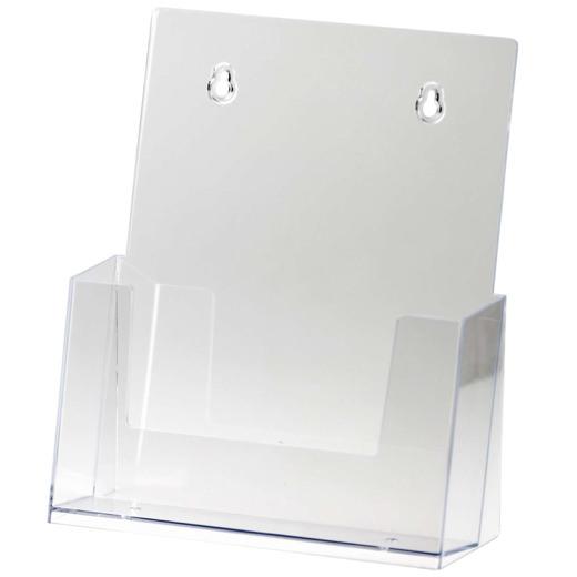 Ständer Wandhalter Acryl Prospekthalter Prospektständer A5 A4 1/3A4